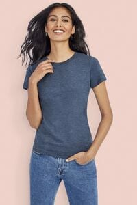 Sols 02080 - Womens Round Neck Fitted T Shirt Imperial Fit