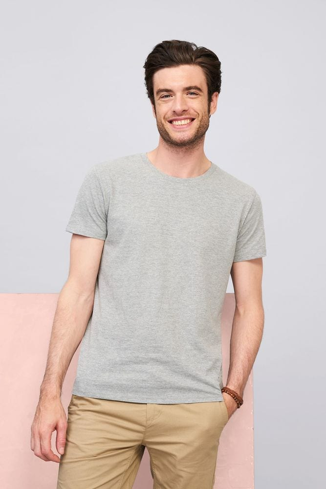 Sol's 02076 - Tee Shirt Homme Manches Courtes Milo