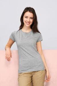 Sols 02077 - Womens Short Sleeved T Shirt Milo