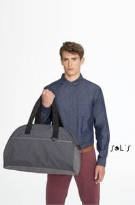 Sols 02118 - Dual Material Travel Bag Move