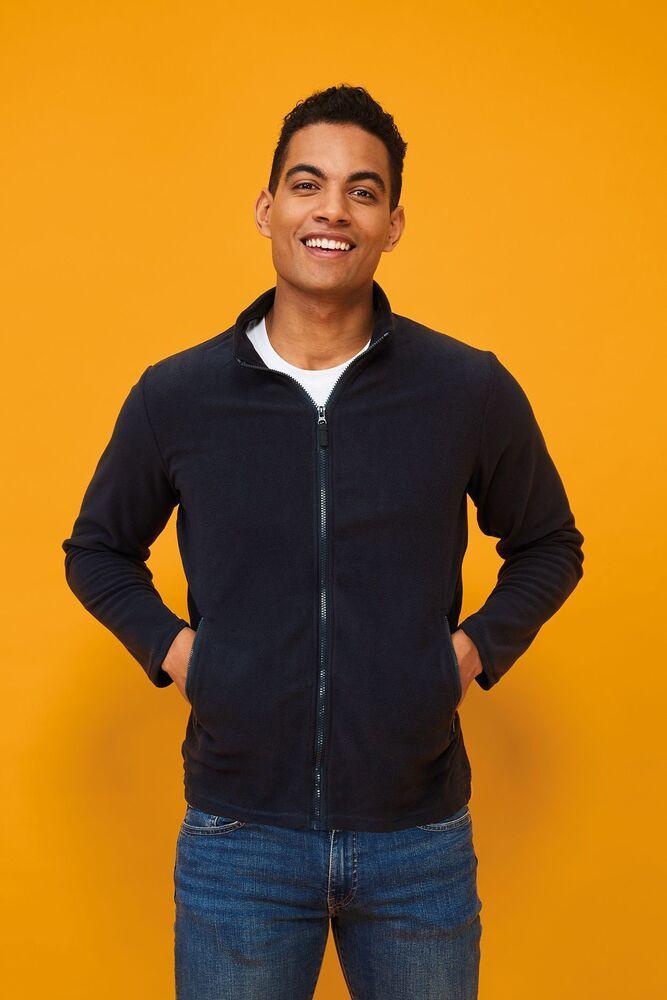 Sol's 02093 - Men's Plain Fleece Jacket Norman