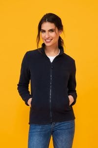 Sols 02094 - Damen Fleece Jacke Norman