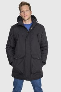 Sols 02105 - Ross Heren Warme Waterproof Parka