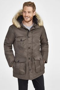Sols 02108 - Ryan Mens Warm And Waterproof Jacket