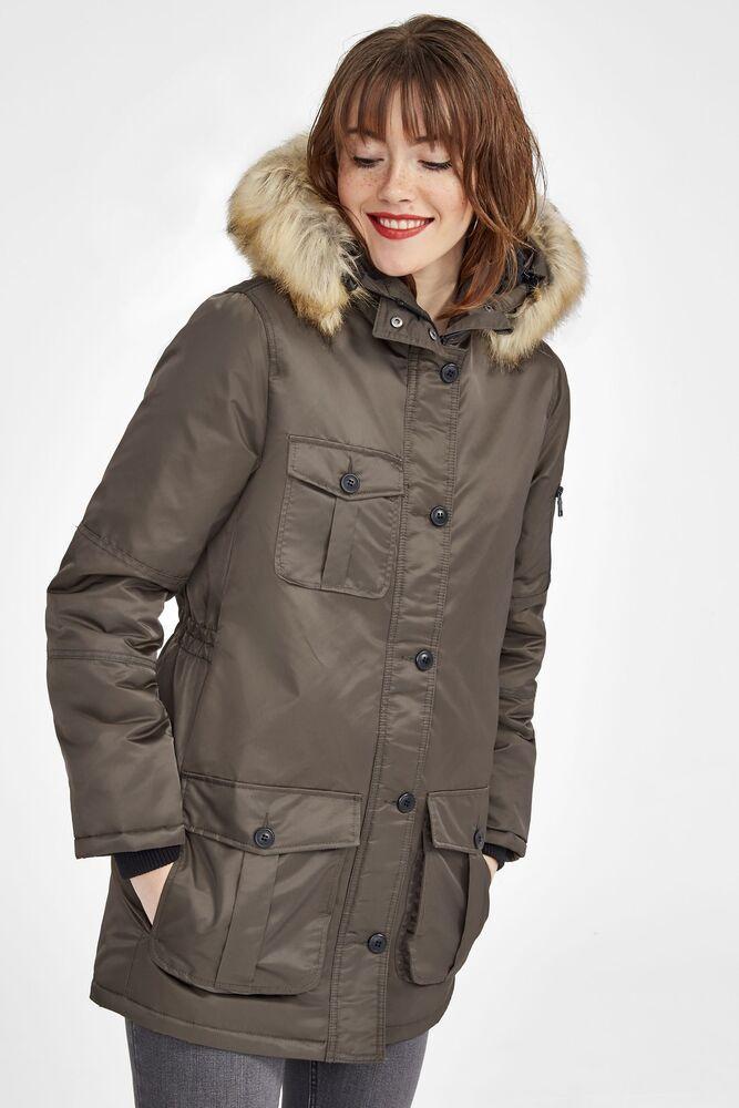 Sol's 02107 - Women's Warm And Waterproof Jacket Ryan