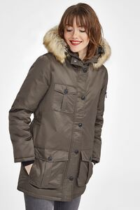 Sols 02107 - Dames Warme en Waterproof Parka Ryan