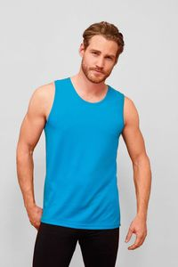 Sols 02073 - Mens Sports Tank Top Sporty Tt