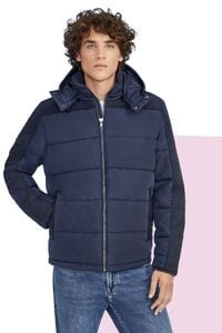 Sols 02886 - Mens Warm And Water Repellent Jacket Reggie