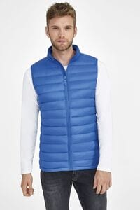 Sols 02889 - Mens Lightweight Down Bodywarmer Wilson Bw