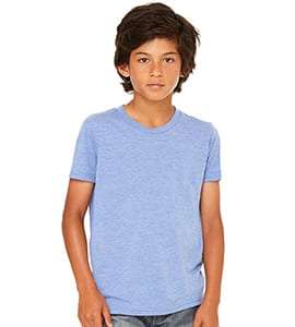 Bella+Canvas C3413Y - Youth Triblend Short Sleeve Tee