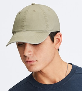 Comfort Colors CC103 - Direct Dyed Canvas Baseball Cap