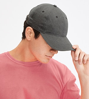 Comfort Colors CC104 - Pigment Dyed Canvas Baseball Cap