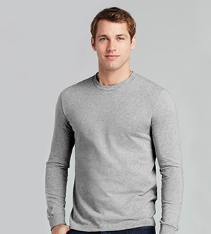 Gildan H400 - HAMMER ADULT LONG SLEEVE TEE