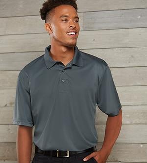 Paragon 500 - Men's Sebring Budget Polyester Polo