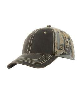 ATC C1313 - REALTREE® PIGMENT DYED CAMOUFLAGE CAP