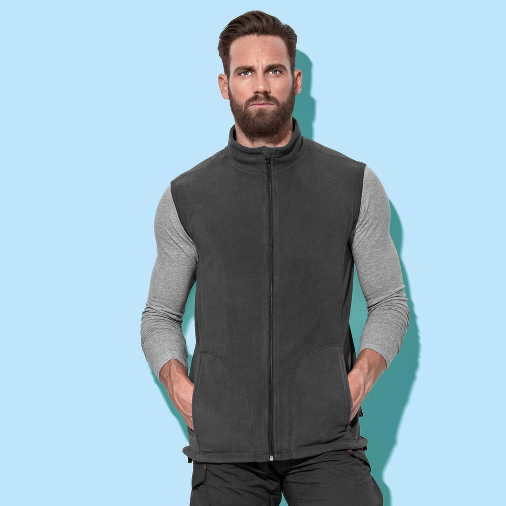 Stedman ST5010 - Active Fleece Vest