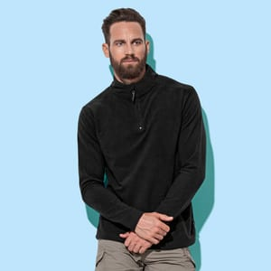 Stedman ST5020 - Active Fleece Half Zip