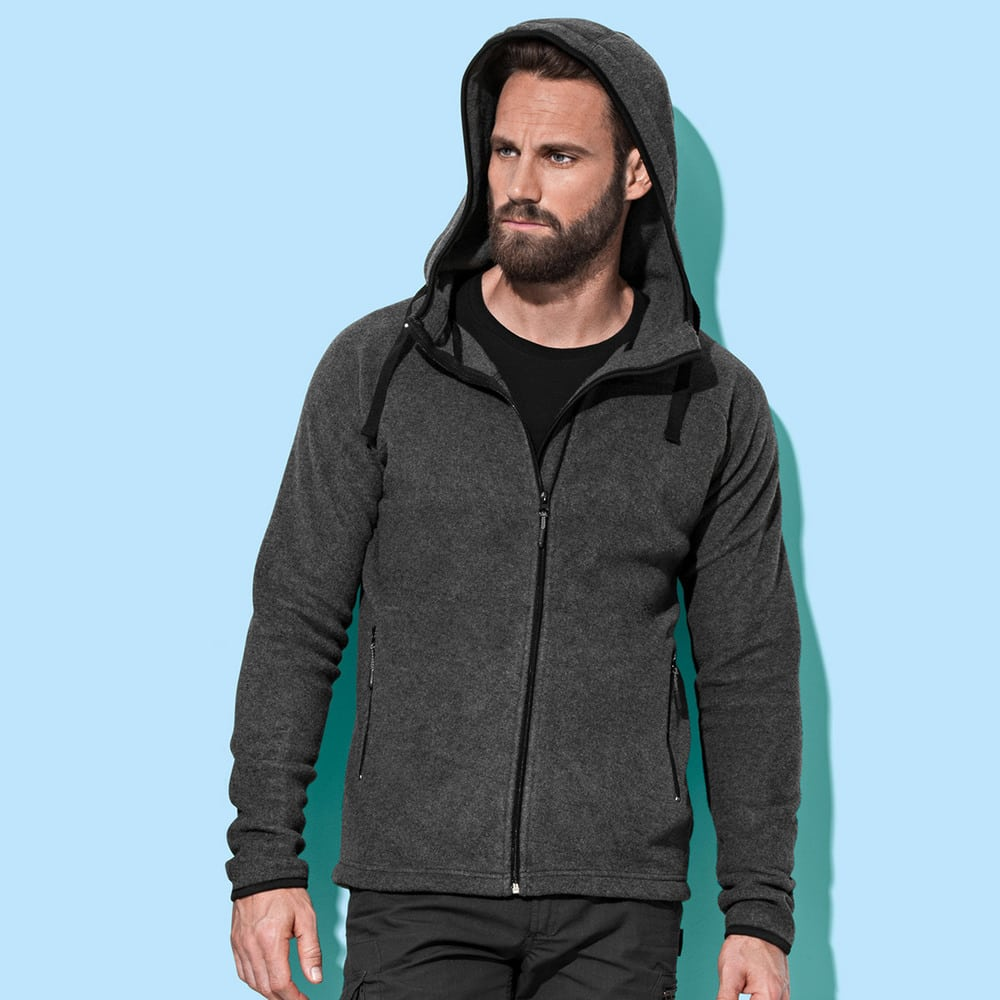 Stedman ST5040 - Active Power Fleece Jacket