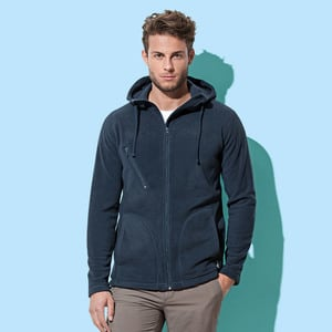 Stedman ST5080 - Active Hooded Fleece Jacket