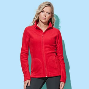 Stedman ST5100 - Active Fleece Jacket Women