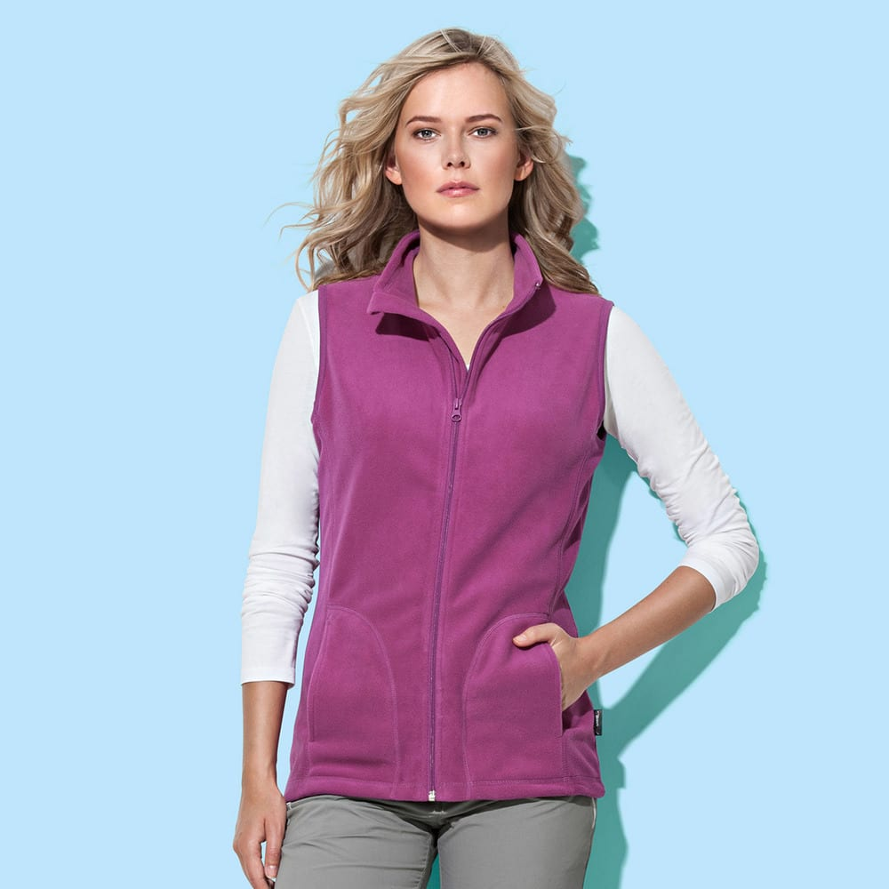 Stedman ST5110 - Active fleece vest for women