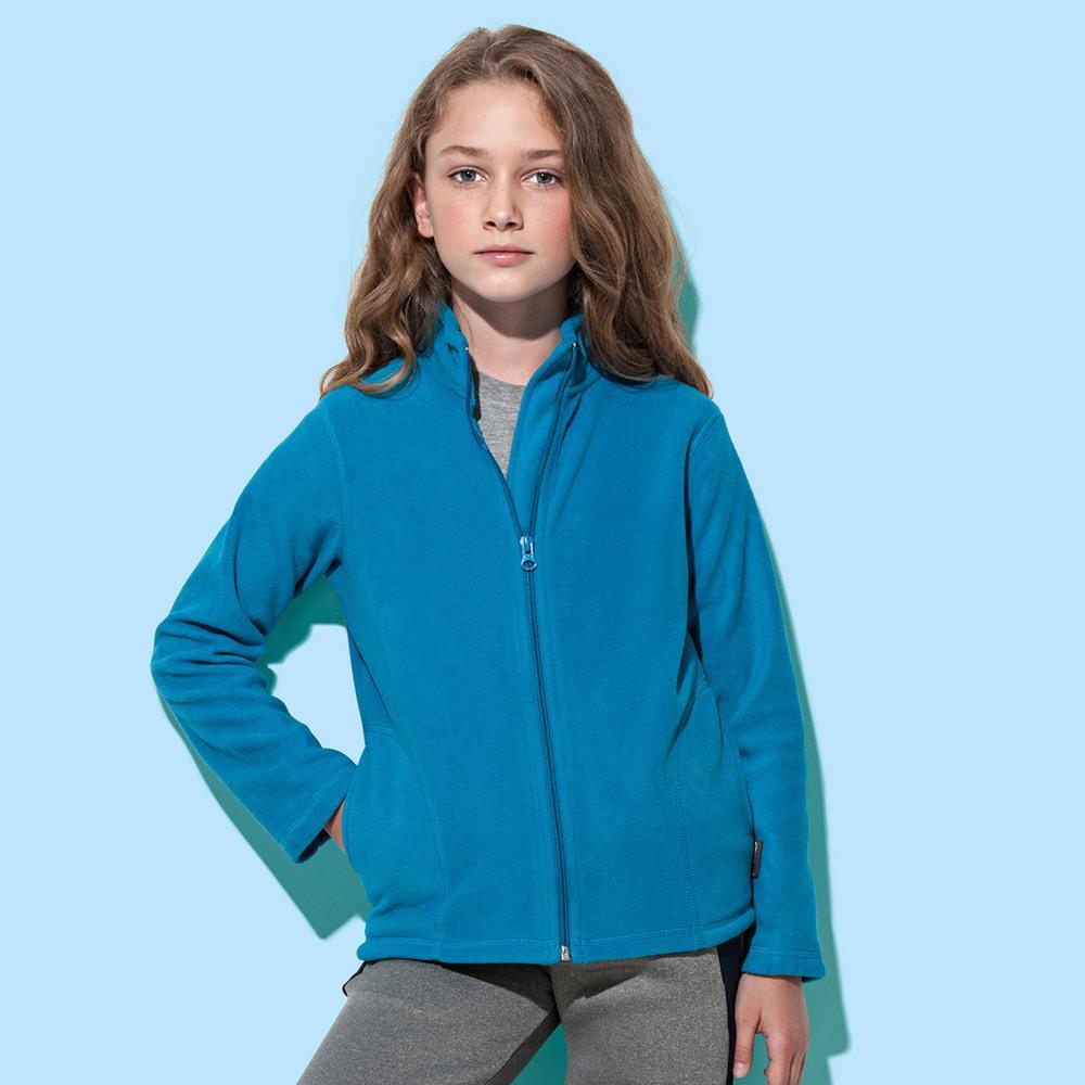 Stedman ST5170 - Active Fleece Full Zip Kids