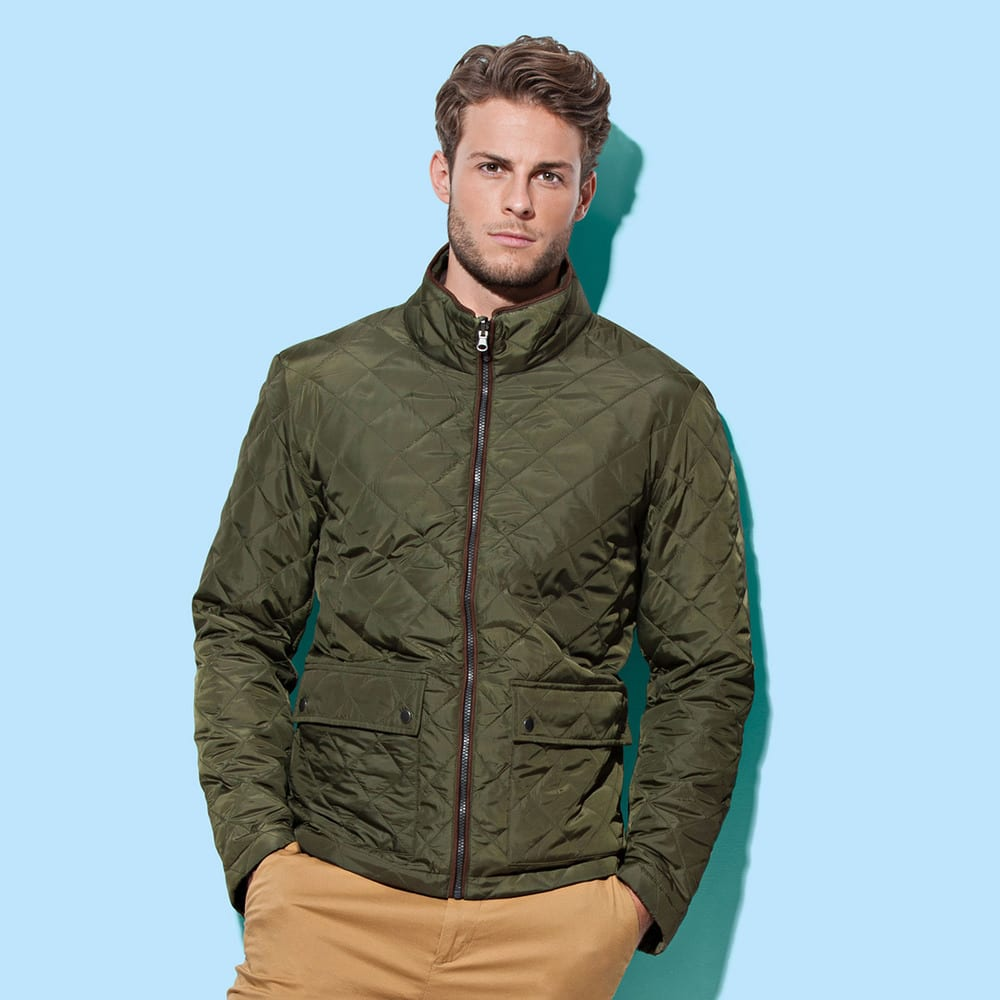 Stedman ST5260 - Active Quilted Jacket