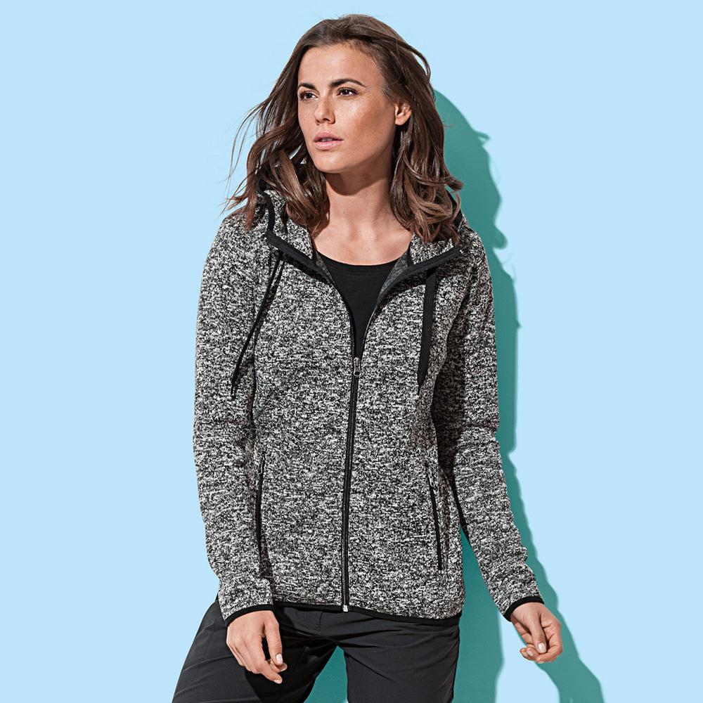 Stedman ST5950 - Women Active Knit Fleece Jacket
