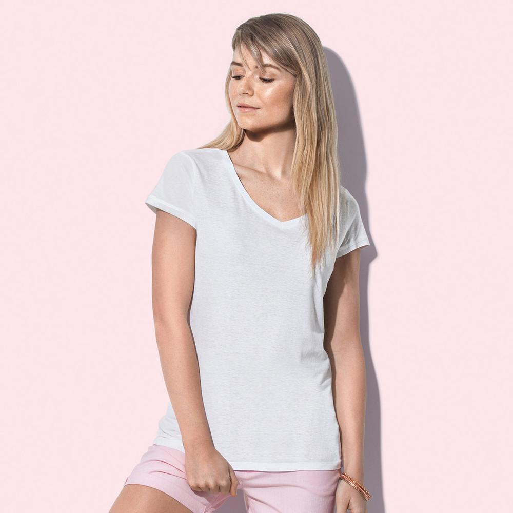 Stedman ST9130 - T-Shirt Megan V Neck