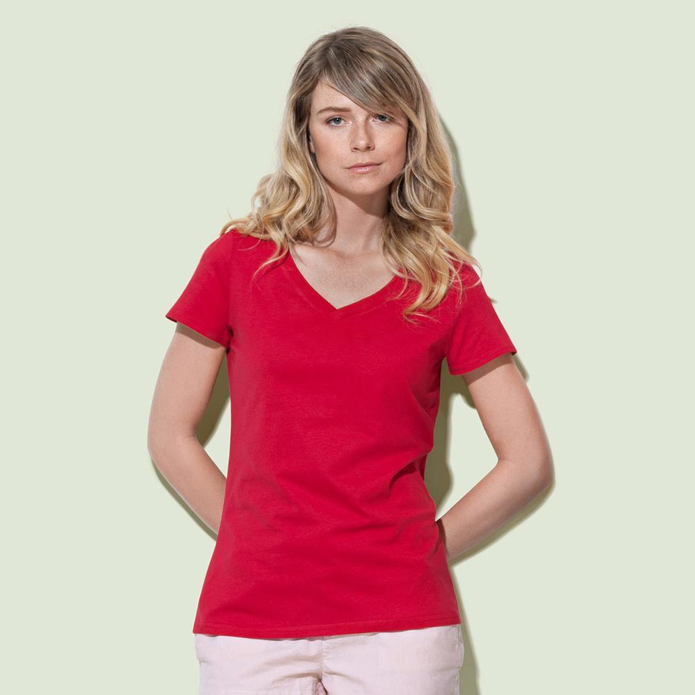 Stedman ST9310 - T-Shirt Janet V Neck