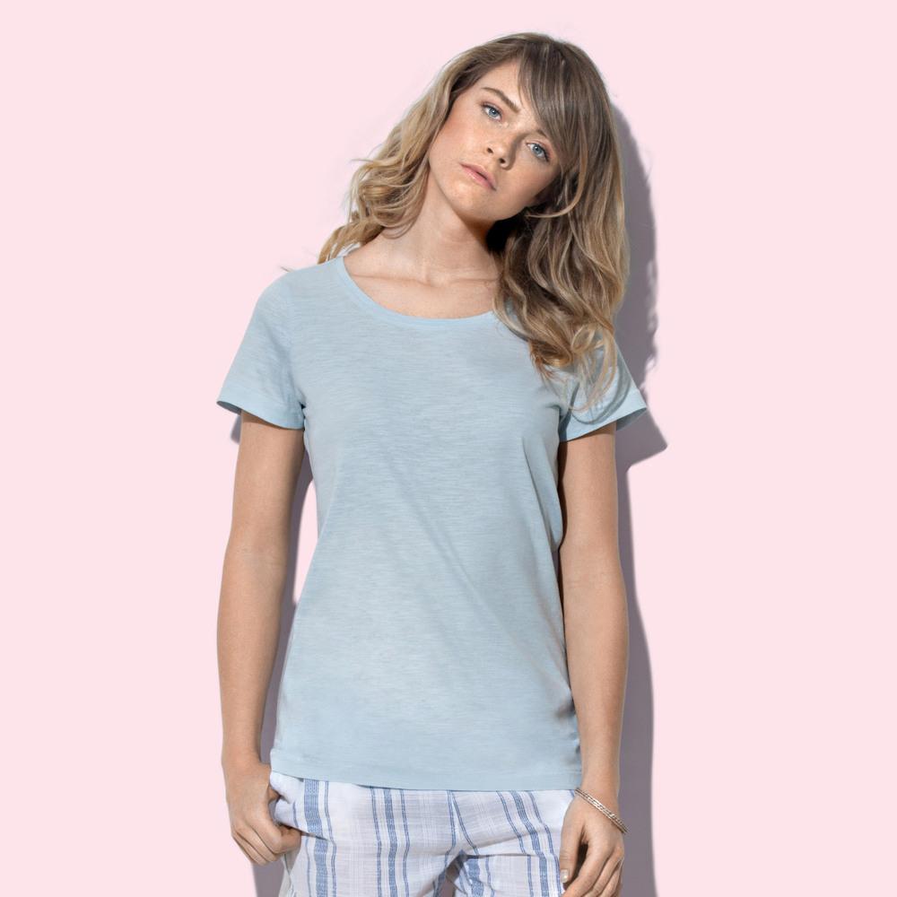 Stedman ST9500 - T-Shirt Sharon Slub Crew Neck