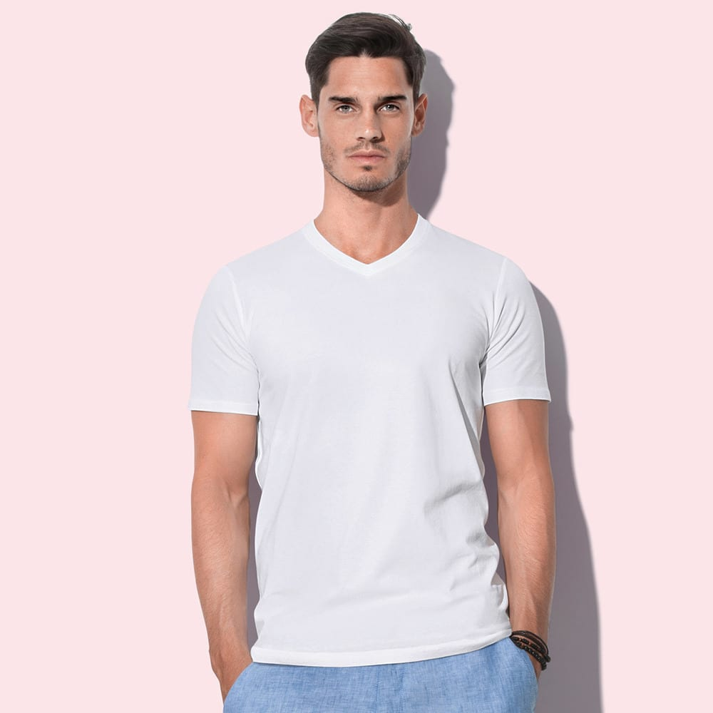 Stedman ST9610 - T-Shirt Clive V Neck