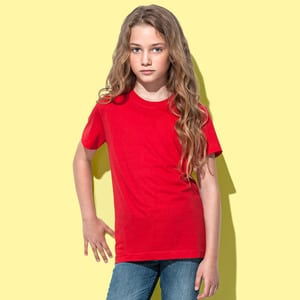 Stedman Apparel Boys Classic-T//ST2200 Short Sleeve T-Shirt
