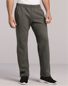 Gildan G123 - DryBlend® Adult 15 oz./lin. yd., 50/50 Open-Bottom Sweatpant