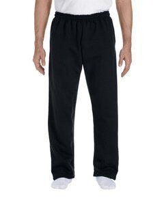 Gildan G123 - Pantalon Dryblend® Adult 15 Oz./Lin. Yd. 50/50, Sweatpant à fond ouvert