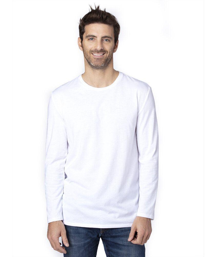 Threadfast 100LS - T-Shirt unisexe à manches longues Ultimate
