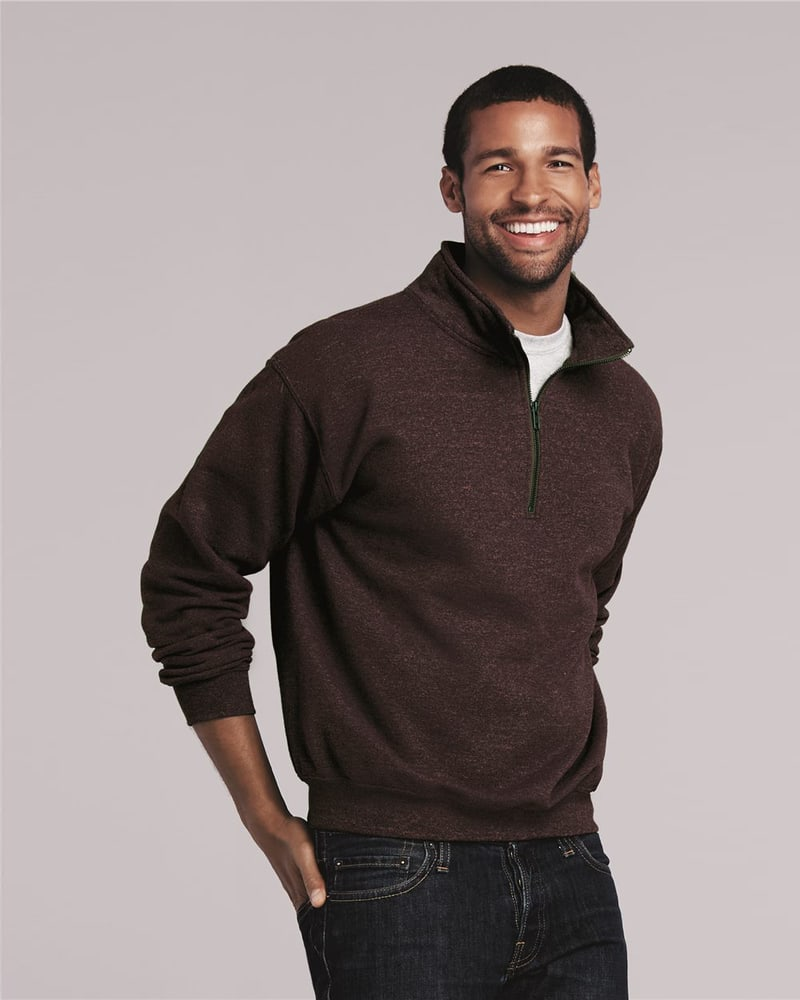 Gildan G188 - Heavy Blend™ Adult  13.3 oz./lin. yd. Vintage Cadet Collar Sweatshirt
