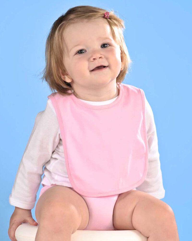 Rabbit Skins RS1005 - Bavoir en jersey pour bébé