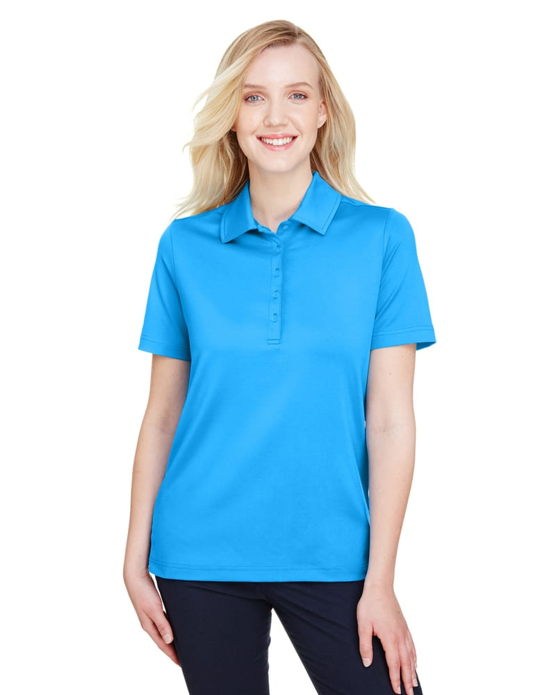 Devon & Jones DG21W - Ladies CrownLux Performance™ Range Flex Polo