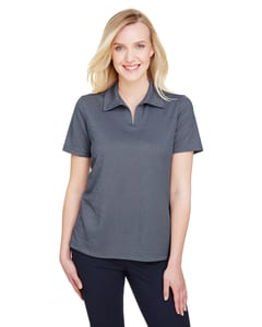 Devon & Jones DG22W - Ladies CrownLux Performance™ Address Mélange Polo