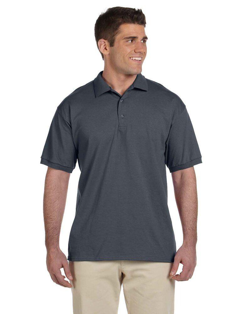 Gildan G280 - Polo en jersey pour adultes, 10 oz/longueur d'onde, Ultra Cotton®. Polo en jersey