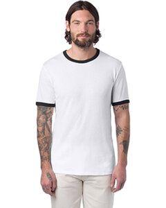 Alternative Apparel 5103BP - T-shirt unisexe à manches longues en jersey vintage Keeper