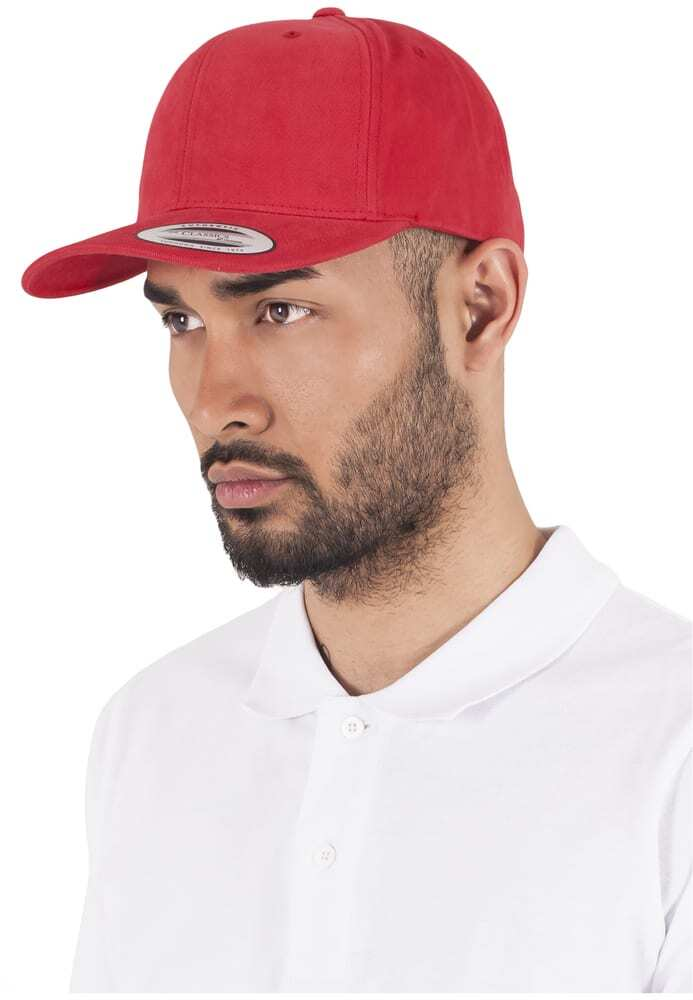 Yupoong 6363V - Adult Brushed Cotton Twill Mid-Profile Cap