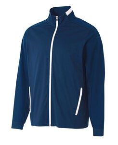 A4 A4N4261 - Adult League Full Zip Warm Up Jacket