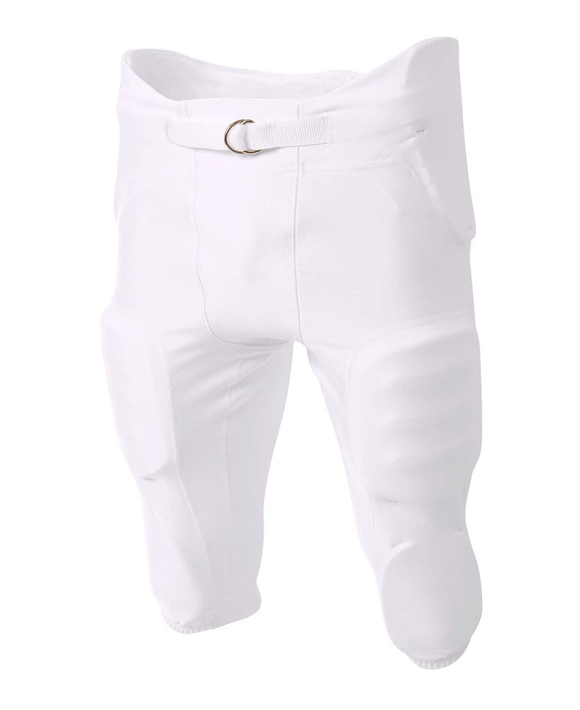 A4 A4N6198 - Adult Intergrated Zone Pant