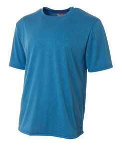 A4 A4NB3381 - Youth Topflight Heather Tee