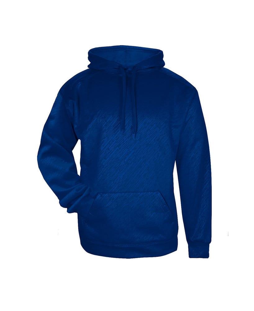 Badger BG1431 - Adult Line Embossed Hood