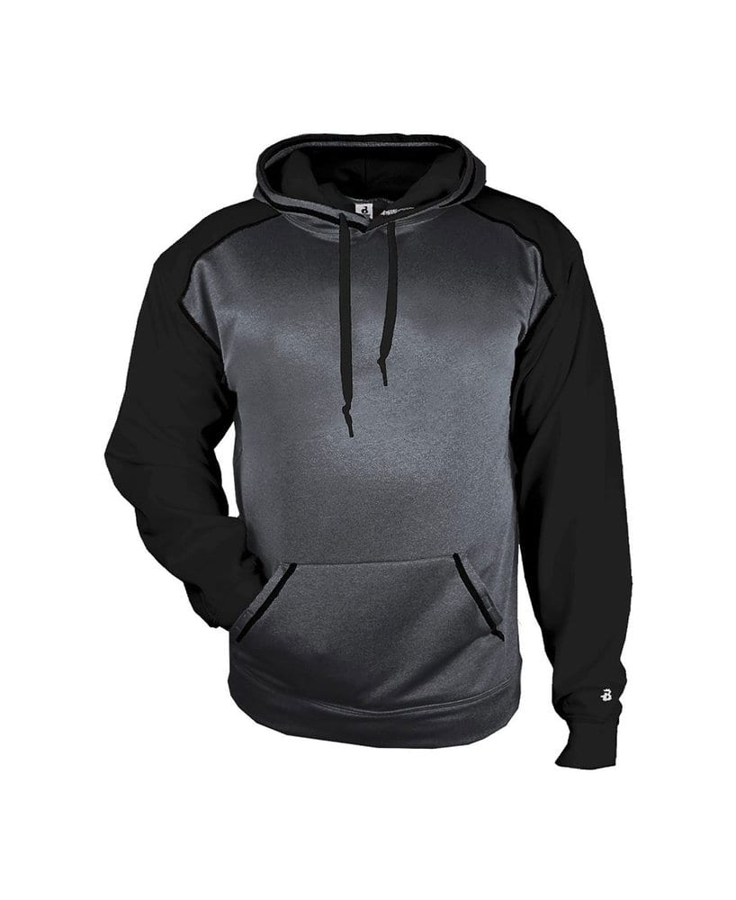 Badger BG1449 - Adult Sport Heather Tonal Hood