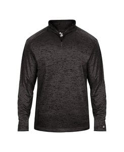 Badger BG2174 - Youth Tonal Blend 1/4 Zip