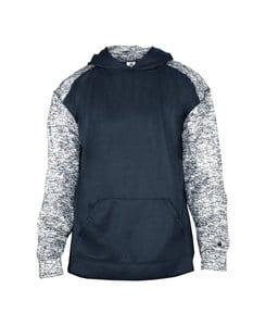 Badger BG2462 - Youth Sport Blend Fleece Hood